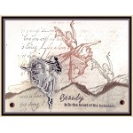 FREE SPIRIT (5) STATIC MOUNTED RUBBER STAMPS