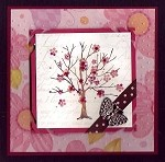 FOUR SEASONS (9) CLING MOUNTED RUBBER STAMPS