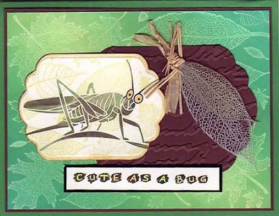 A BUG'S LIFE cling mounted (7) rubber stamps