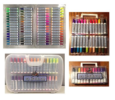60 markers set + 24 markers set promotion 84 markers (FREE SHIPPING)
