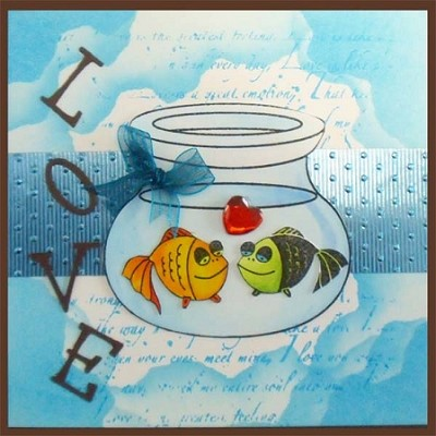 LOVE STORY (11) CLING MOUNTED RUBBER STAMPS