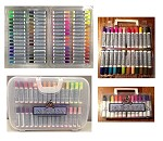 60 markers set + 24 markers set promotion ( Free shipping) 84 markers less than $1.00 each